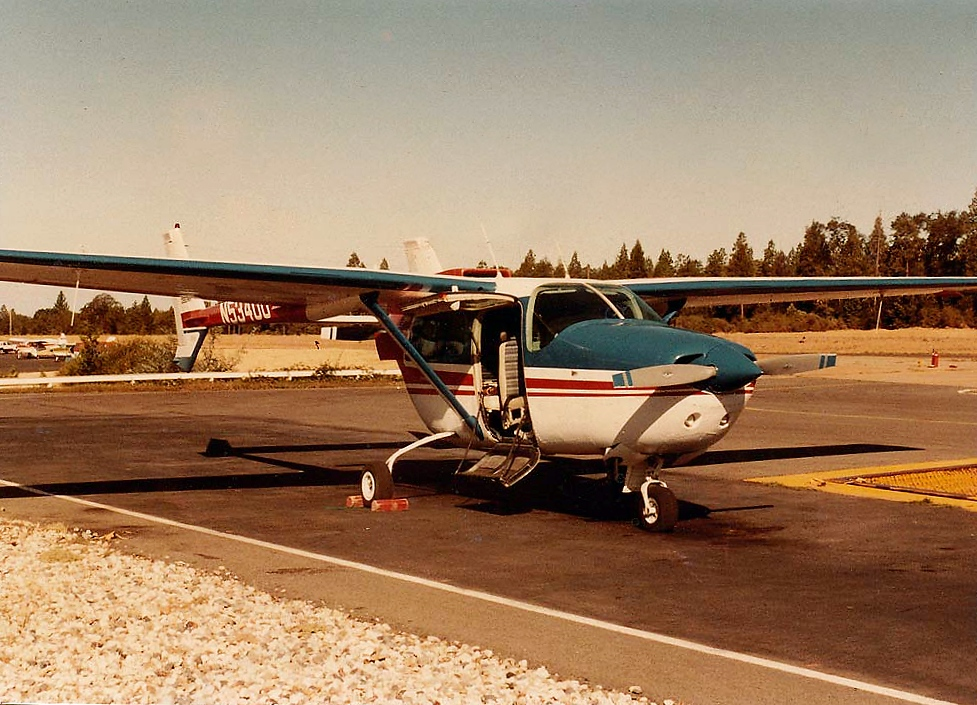 Cessna Turbo 337