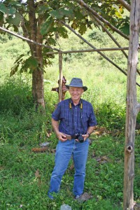 Aviation & Space Writer, James Rush Manley, reporting on MAF work in northern Thailand