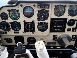 Aircraft instrument panel