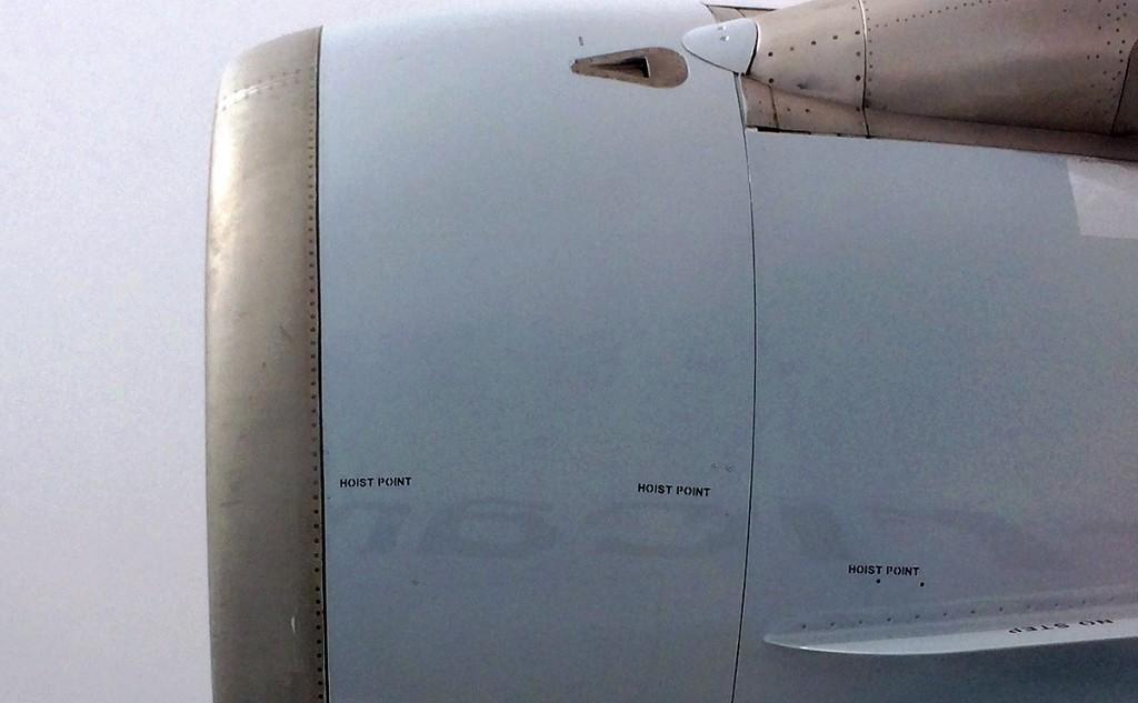 airliner engine