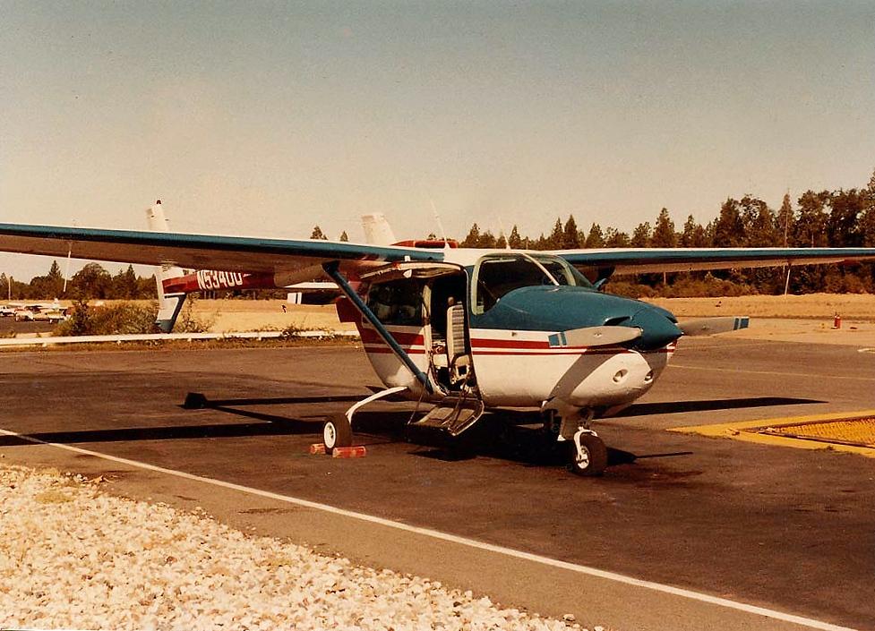 Cessna Turbo 337